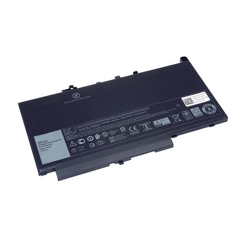 Аккумулятор для Dell Latitude 12 E7270 (7CJRC) 11.4V 3530mAh