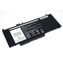 Аккумулятор для Dell Latitude 14-E5470 7.6V 6000mAh черная REPLACEMENT