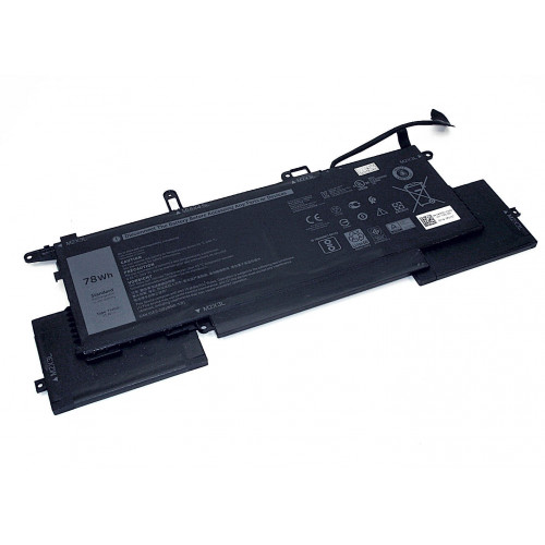 Аккумулятор для Dell Latitude 7400 (7146W) 11.4V 6500mAh