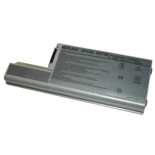 Аккумулятор для Dell Latitude D820, D830, D531, Precision M4300, M65 7800mAh REPLACEMENT