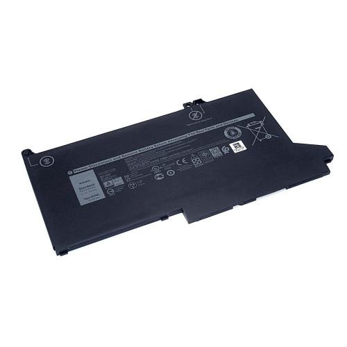 Аккумулятор для Dell Latitude E7280 (0G74G) 11.4V 3500mAh