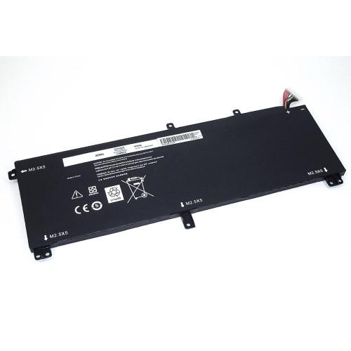 Аккумулятор для Dell M3800-3S1P 11.1V 4400mAh черная REPLACEMENT