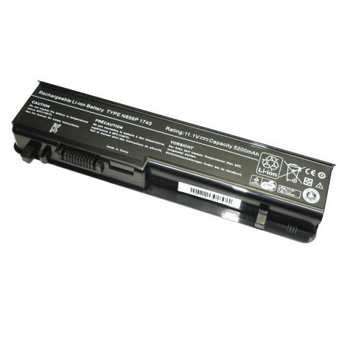 Аккумулятор для Dell  Studio 1745 (U150P) 11.1V 5200mAh черный REPLACEMENT