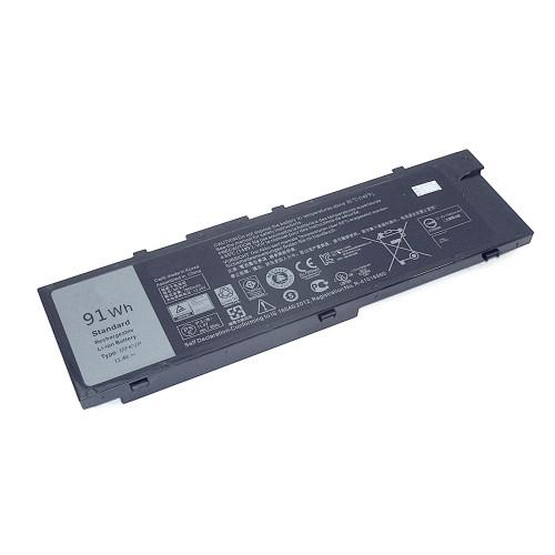 Аккумулятор для Dell Precision 15 7520 (T05W1) 11.4V 7950 mAh