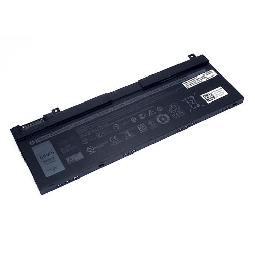 Аккумулятор для Dell Precision 7330 (5TF10) 7.6V 8000mAh