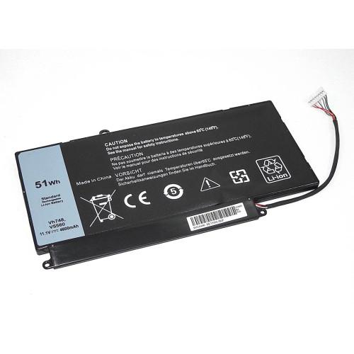 Аккумулятор для Dell V5560-3S1P 11.1V 4600mAh черная REPLACEMENT