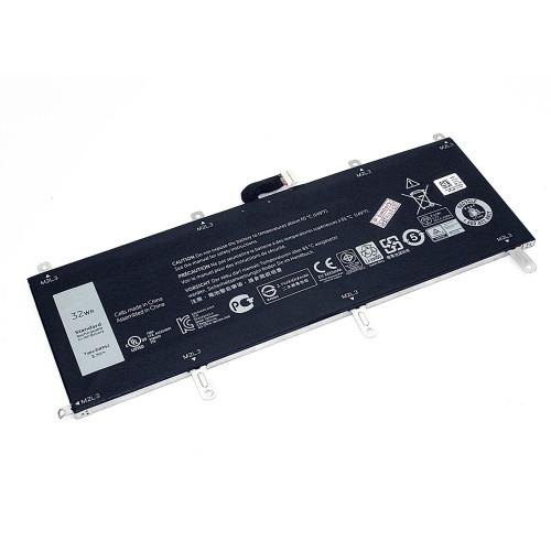 Аккумулятор для Dell Venue 10 Pro 5000 (08WP5J) 3.7V 8720mAh
