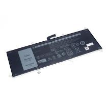 Аккумулятор для Dell Venue 10 Pro 5056 (GFKG3) 7.4V 4220mAh 8pin