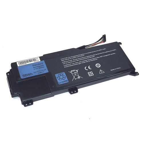 Аккумулятор для Dell XPS 14Z 14.8V 58Wh черная REPLACEMENT
