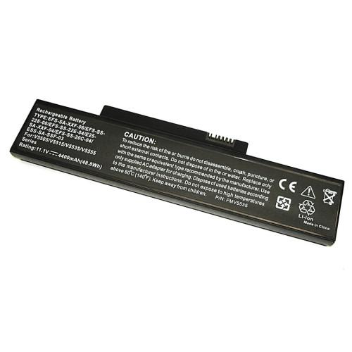 Аккумулятор для Fujitsu Siemens Esprimo V5535 11.1V S26391-F6120-L470 REPLACEMENT черная