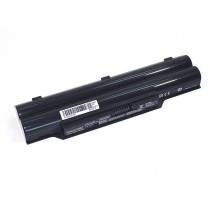 Аккумулятор для Fujitsu LifeBook A532 10.8V 4400mAh AH532-3S2P REPLACEMENT черная