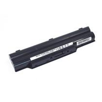 Аккумулятор для Fujitsu LifeBook A561/D 10.8V 4400mAh BP145-3S2P REPLACEMENT черная