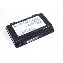 Аккумулятор для Fujitsu LifeBook A1220 10.8V 4400-5200mAh BP176-3S2P REPLACEMENT черная