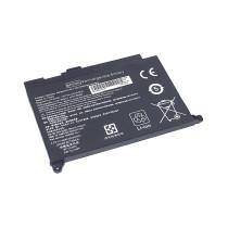 Аккумулятор для HP Pavilion Notebook PC 15 (BP02-2S1P) 7.7V 4400mAh REPLACEMENT черная