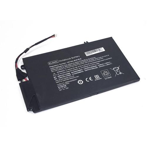 Аккумулятор для HP Envy TouchSmart 4 (EL04XL) 14.8V 52Wh REPLACEMENT черная