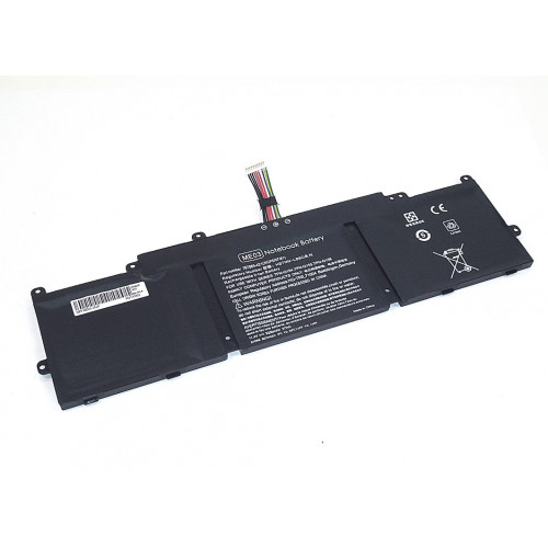 Аккумулятор для HP (ME03-3S1P) 11.4V 37Wh REPLACEMENT черная