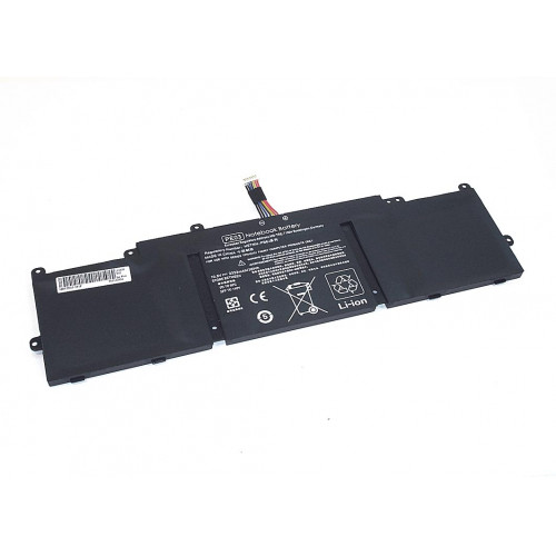 Аккумулятор для HP Chromebook 210 G1 (PE03-3S1P) 10.8V 36Wh REPLACEMENT черная