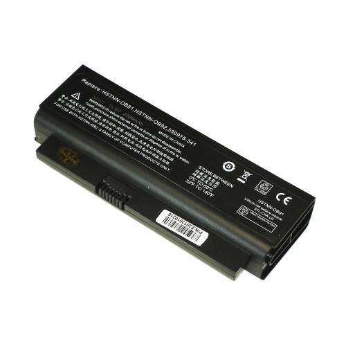 Аккумулятор для HP ProBook 4310S (HSTNN-OB91) 14.4V 2600mAh REPLACEMENT черная