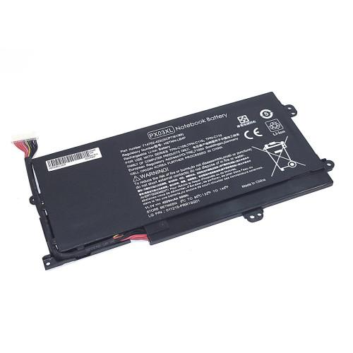 Аккумулятор для HP Envy 14 (PX03-3S1P) 11.1V 50Wh REPLACEMENT черная