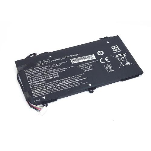 Аккумулятор для HP Pavilion 14 (SE03-3S1P) 11.55V 41.5Wh REPLACEMENT черная
