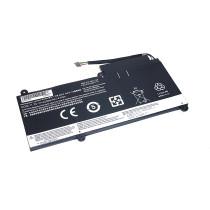 Аккумулятор для Lenovo ThinkPad E450 (E450-3S1P) 11.3V 4200mAh REPLACEMENT черная