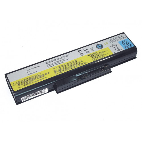 Аккумулятор для Lenovo E46 10.8V 4400mAh REPLACEMENT черная