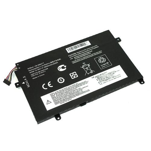Аккумулятор для Lenovo E470, E475 (01AV411) 10,95V 3650mAh REPLACEMENT