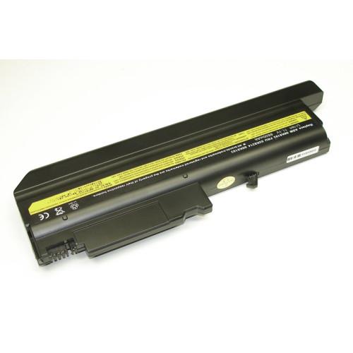 Аккумулятор для Lenovo ThinkPad T42 (92P1101) 7800mAh REPLACEMENT черная