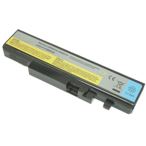Аккумулятор для Lenovo IdeaPad Y460 (121000916) 5200mAh REPLACEMENT черная