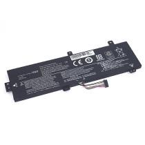 Аккумулятор для Lenovo IdeaPad  310-15ABR (L15L2PB4-2S1P) 7.6V 30Wh REPLACEMENT черная