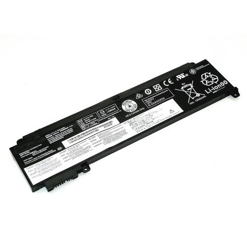 Аккумулятор для Lenovo T460S T470S (01AV405) 11.4V 24Wh 2065mAh черная