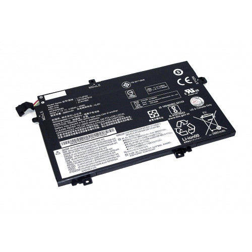 Аккумулятор для Lenovo ThinkPad L480 (L17M3P54) 11,1V 4080mAh