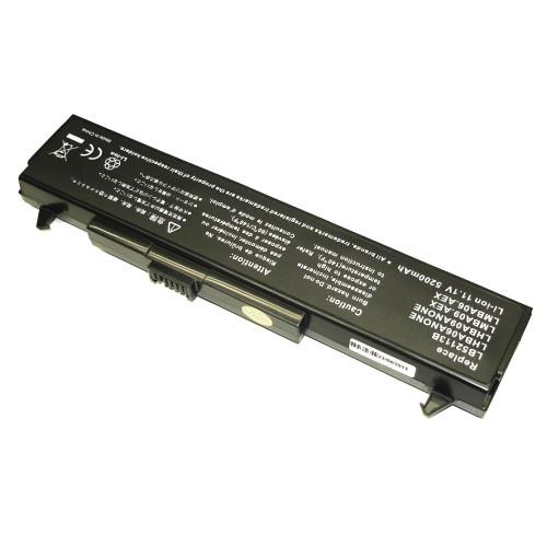 Аккумулятор для LG E300, GS50, LE50, LM 11.1V 5200mAh LB52113B REPLACEMENT черная
