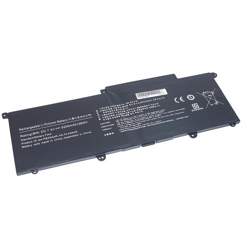 Аккумулятор для Samsung 900X3C (AA-PBXN4AR) 7.4V 5200mAh REPLACEMENT черная