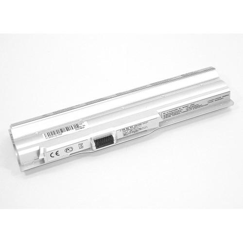 Аккумулятор для Sony BPS20-QJ (VGP-BPL20) 10.8V 4400mAh REPLACEMENT серебристая