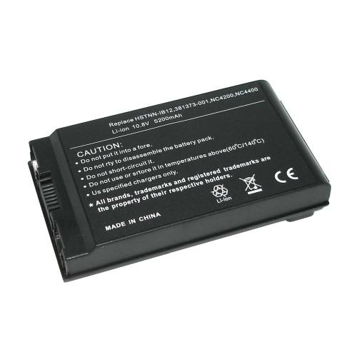 Аккумулятор для HP Compaq NC4400 (HSTNN-IB12) 5200mAh REPLACEMENT черная