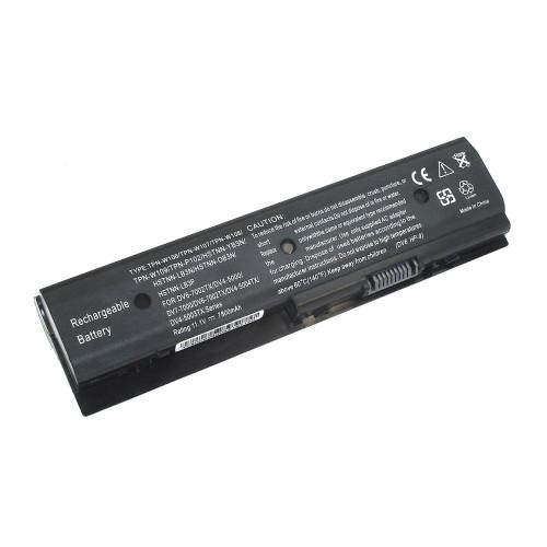 Аккумулятор для HP DV6-7000 DV6-8000 (HSTNN-LB3N) 7800mAh REPLACEMENT черная