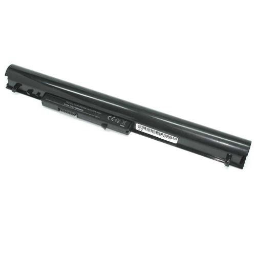 Аккумулятор для HP Pavilion SleekBook 15-d (HSTNN-LB5S) 2600mAh REPLACEMENT черная