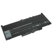 Аккумулятор для Dell Latitude 12 E7270 E7470 ( J60J5) 7,6V 55Wh