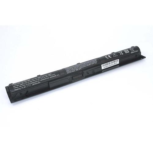 Аккумулятор для HP Pavilion 14/15/17 (KI04) 14.8V 2200mAh REPLACEMENT черная