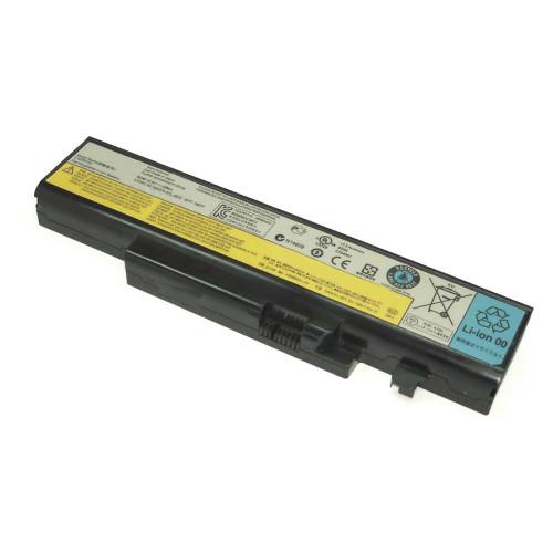 Аккумулятор для Lenovo Y470 Y471 Y570 (L10S6Y02) 48 Wh черная