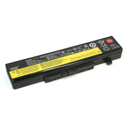 Аккумулятор для Lenovo IdeaPad Y480 (L11L6F01 75+) 11.1V 48Wh черная