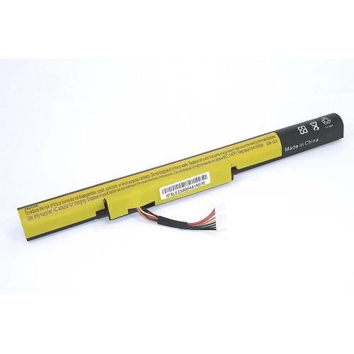 Аккумулятор для Lenovo IdeaPad Z410 Z510 (L12S4K01) 2200mAh REPLACEMENT черная