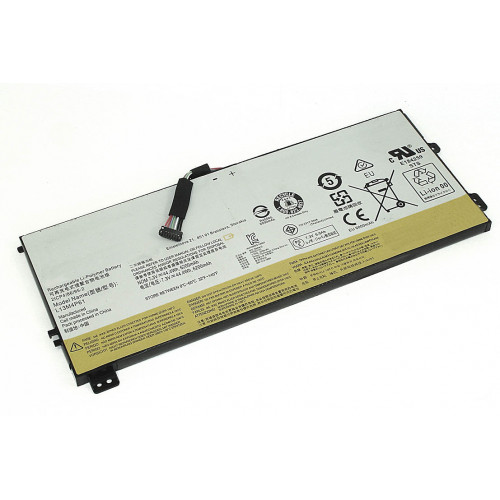 Аккумулятор для Lenovo Flex 2 Pro-15 (L13M4P61) 7.4V 6200mAh черная