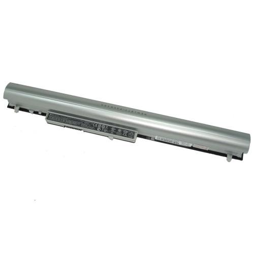 Аккумулятор для HP Pavilion 14-n000, 15-n000 (LA04) 41Wh серебристая