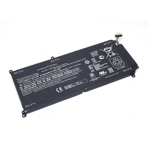 Аккумулятор для HP Envy 15-ae000 (LP03XL) 11,4V 55Wh