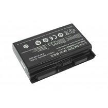 Аккумулятор для DNS Clevo P150 P170 14.8V 5200mAh P150HMBAT-8 черная