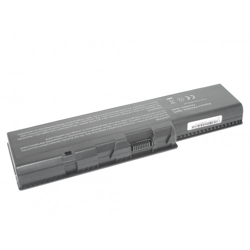 Аккумулятор для Toshiba Satellite A70 (PA3383U-1BRS) 7800 mAh REPLACEMENT черная
