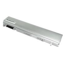 Аккумулятор для Toshiba Portege R500 R600 A600 (PA3612U) 5200mAh REPLACEMENT серебристая