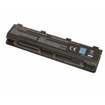 Аккумулятор для Toshiba Satellite C800 (PA5024U-1BRS) 10.8V 5200mAh REPLACEMENT черная